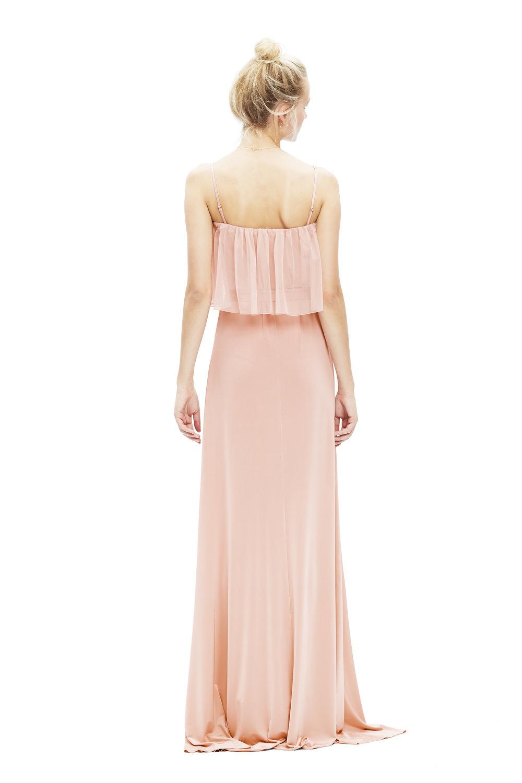 blush-twobirds-bridesmaid-Maya-tulle-dress-back | Lamare London | Luxury Wedding Planner London.jpg