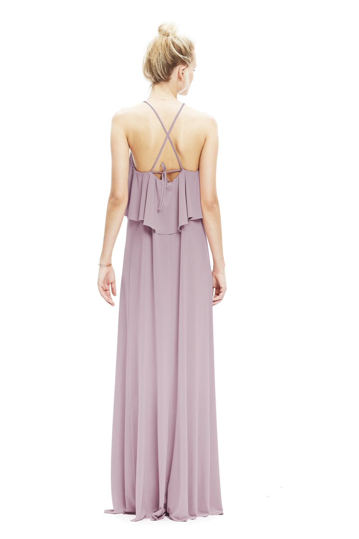 heather-twobirds-bridesmaid-Zoe-jersey-dress-cross-back | Lamare London | Luxury Wedding Planner London.jpg
