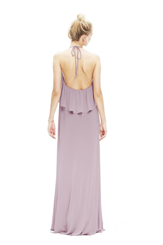 heather-twobirds-bridesmaid-Zoe-jersey-dress-halter-back | Lamare London | Luxury Wedding Planner London.jpg