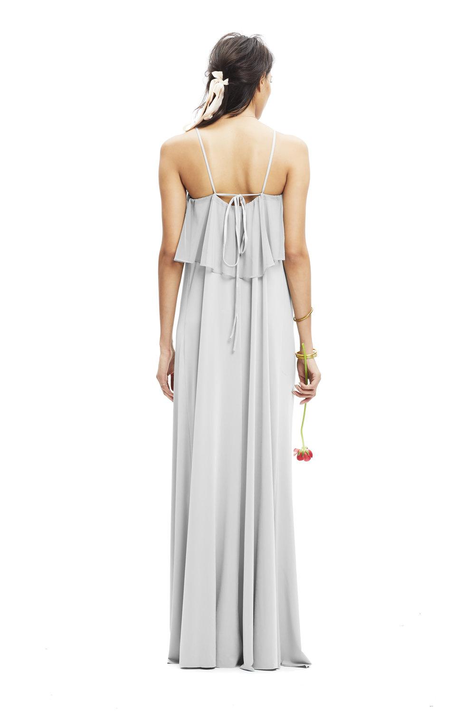 silver-twobirds-bridesmaid-Zoe-tulle-dress-tank-back | Lamare London | Luxury Wedding Planner London.jpg