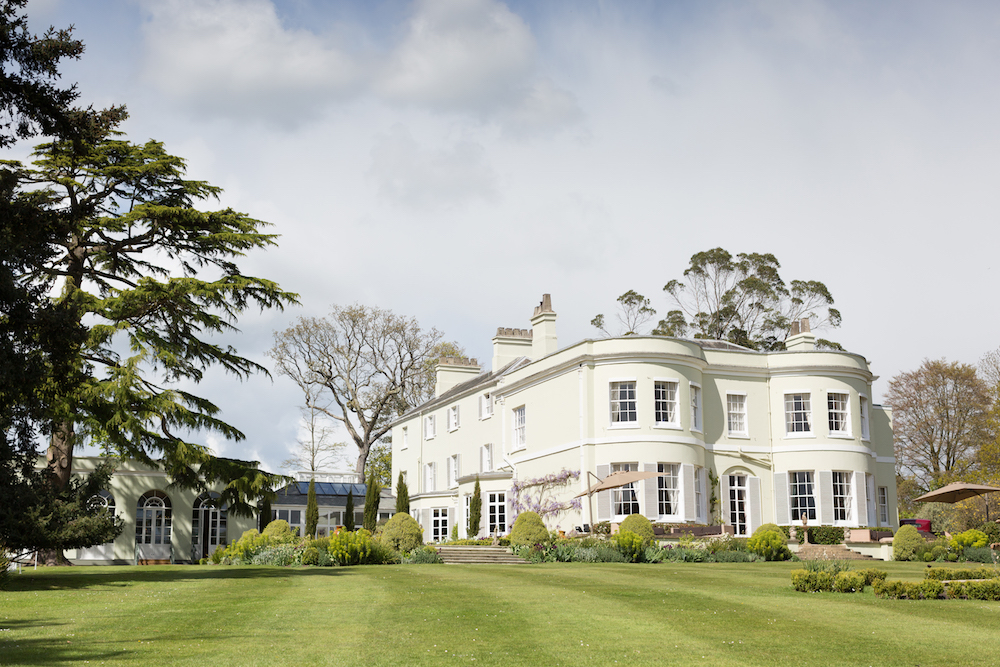 Deer Park Country House Hotel Lamare London Luxury Wedding