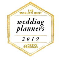 The world's best wedding planners 2019 | Lamare London | Junebug Weddings