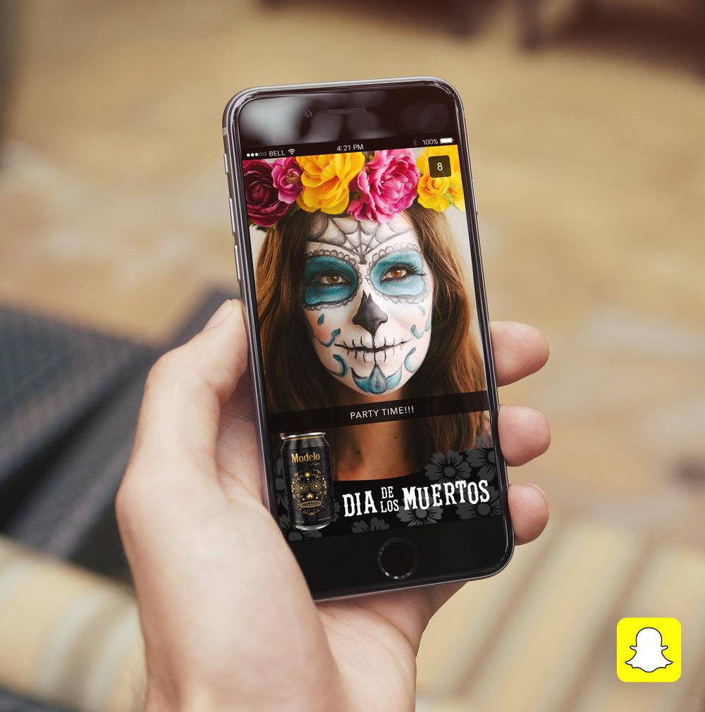 Scannicchio_Modelo_Snapchat