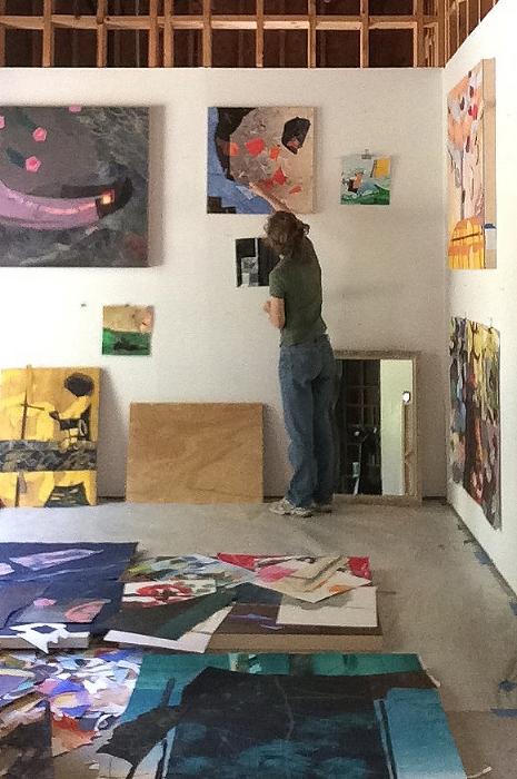 Felicia van Bork at Jerald Melberg Gallery.