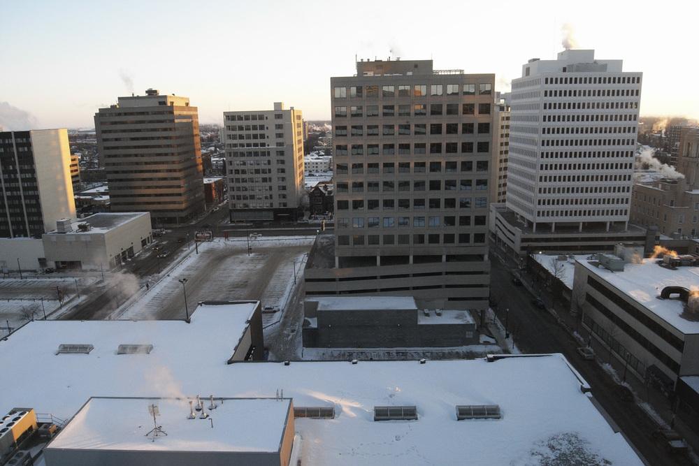 Regina, Saskatchewan, Canada  Février à Avril 2009