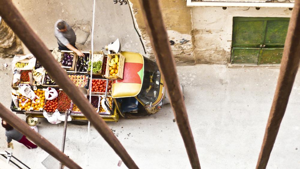 Palerme, Sicile, Italie - Mai 2010
