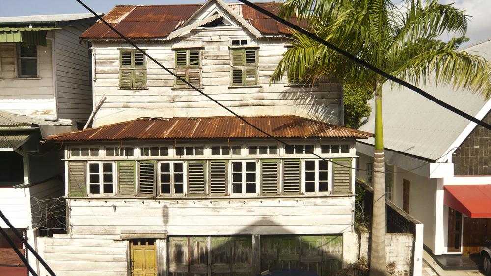 Paramaribo, Suriname  -  Janvier 2013