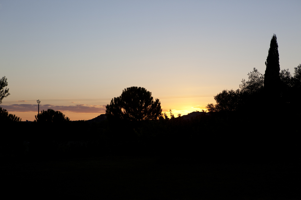 Aramon, Languedoc-Roussillon, France  Août 2014