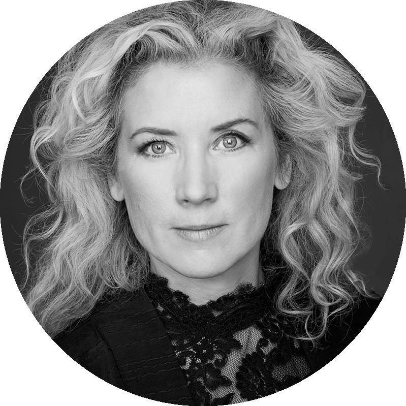 Isabelle Dahlborg Lidström - Creative Director & Founding Partner NINEStockholm, Sweden