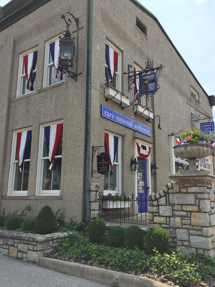 Following The French Country Road — Design Cincinnati