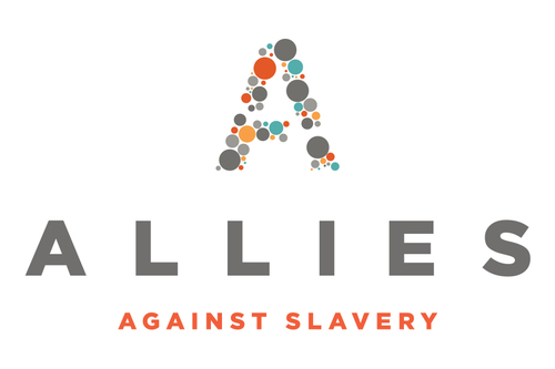- Based in Austin, Texas, Allies Against Slavery helps communities and cities in the United States create solutions to modern slavery and human trafficking. Allies works to give survivors and professionals the tools and strategies they need to build slave-free cities.