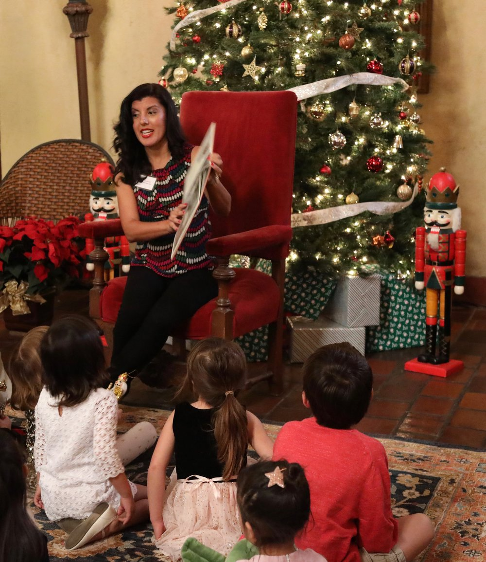 Make this Nutcracker extra sweet! - Refreshments, story time and a visit from Nutcracker characters add up to a magical experience.