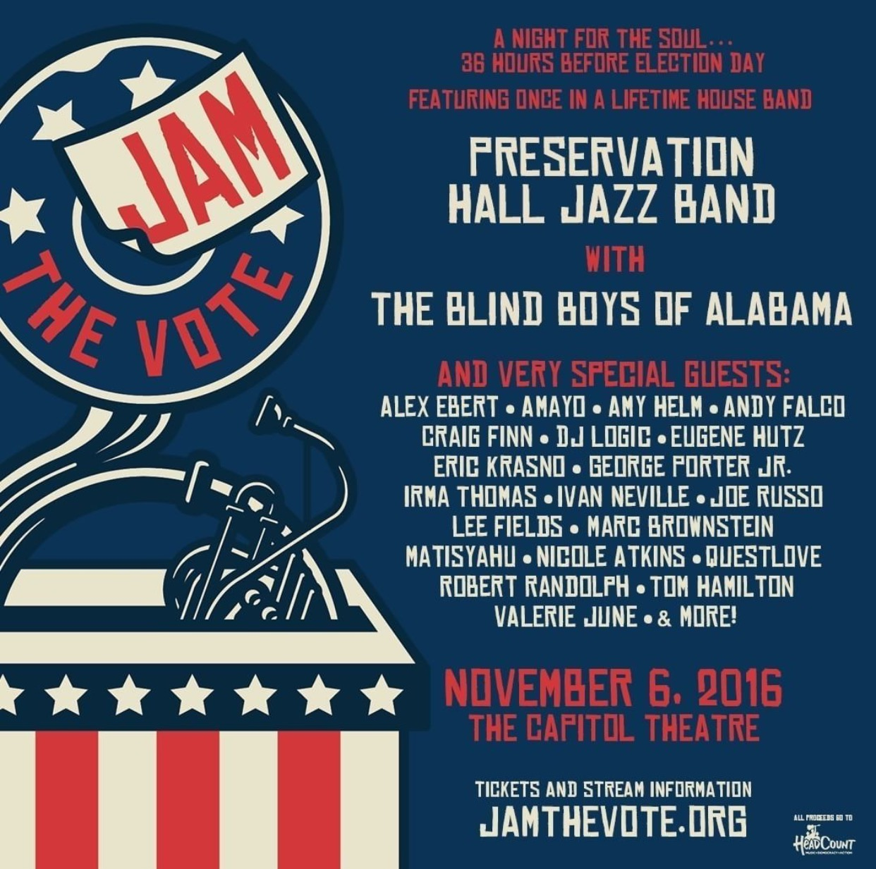 The Preservation Hall Jazz Band Honored To Be The House Band For