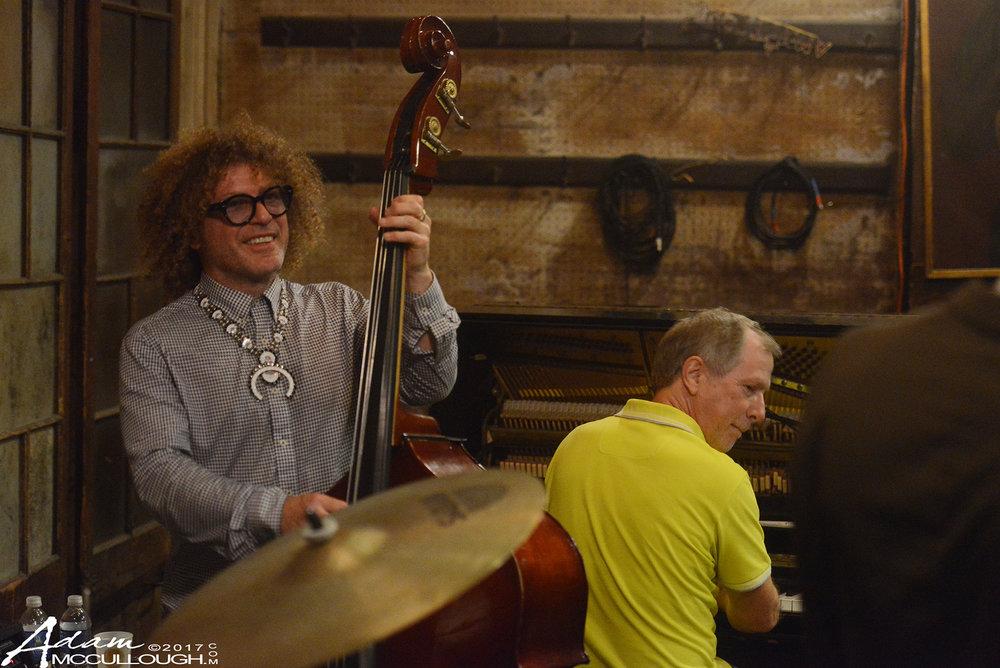 Ben Jaffe & Ernán López-Nussa. Photo courtesy of Adam McCullough