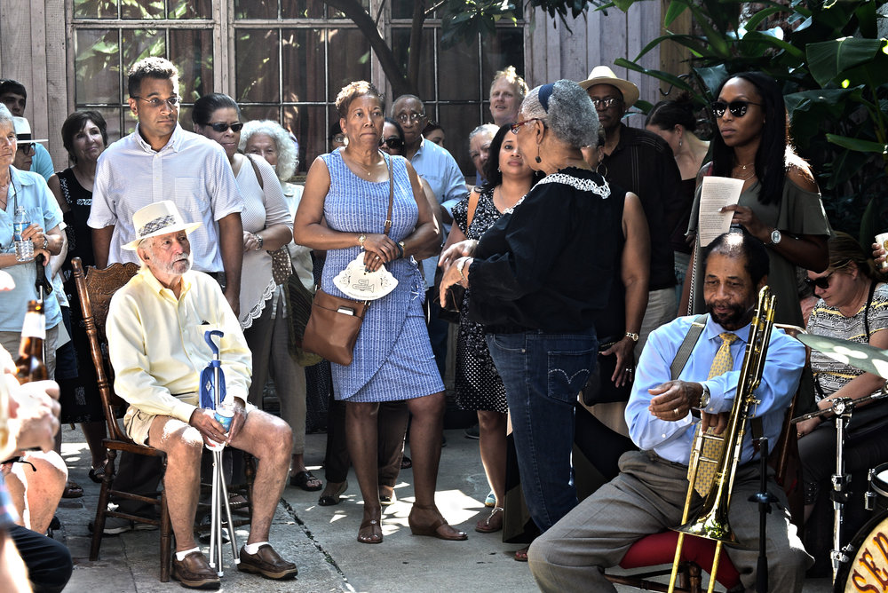 Ms. Dodie Smith-Simmons discusses Mr. Brice and the early days of Preservation Hall