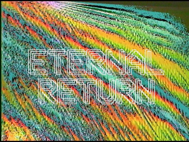 """Eternal Return"" an interactive installation premieres at the Northside Festival 6/10. Link in bio!"