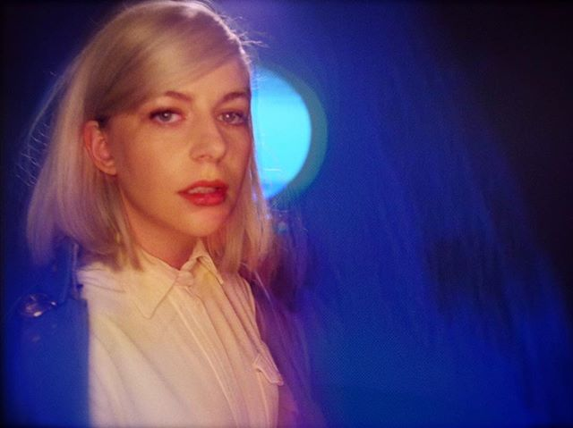 "Honored to release the new music video for @alvvaysband's ""In Undertow,"" link in bio!"