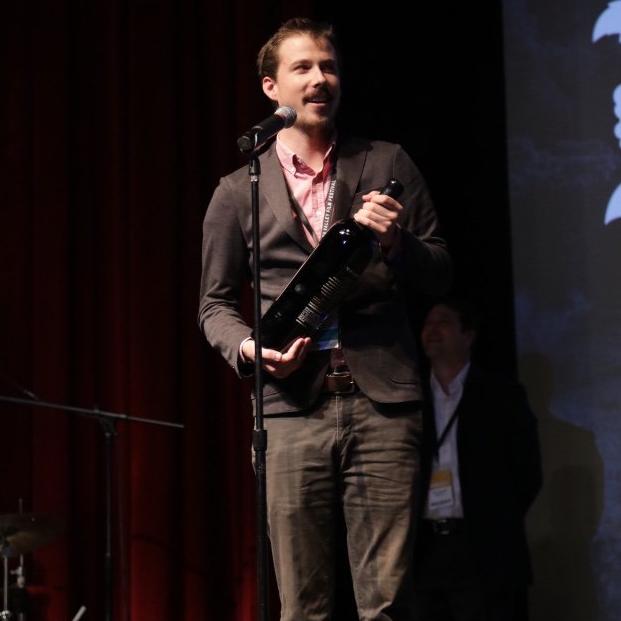 Joe Garrity at Napa Valley Film Festival 2016