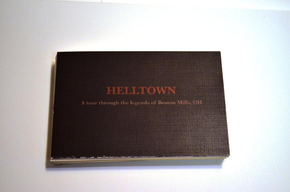 Helltown — BRIAN SZCZODROWSKI DESIGN