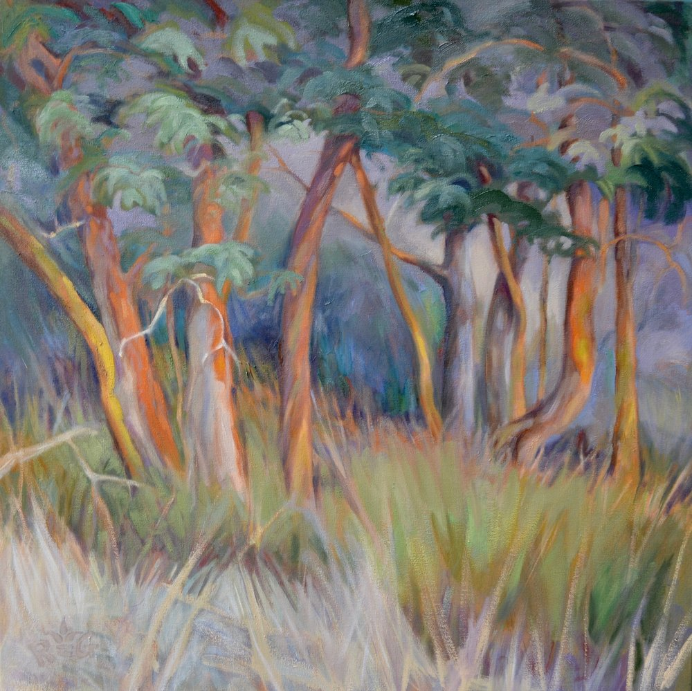 """Arbutus Grove"", Parker Island, BC."