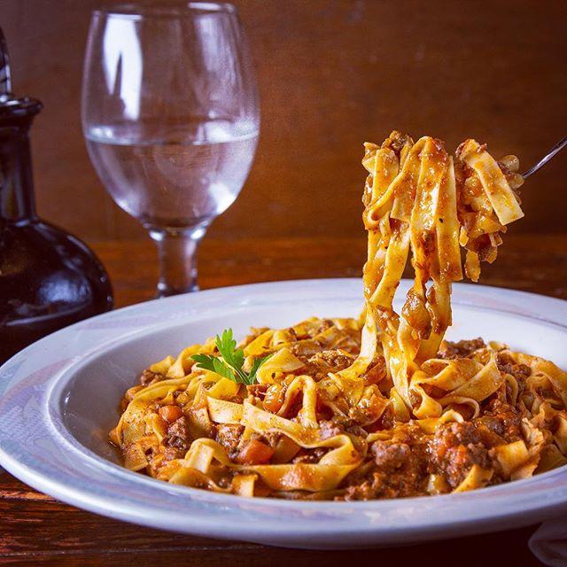 happy halloween! let's eat pasta.