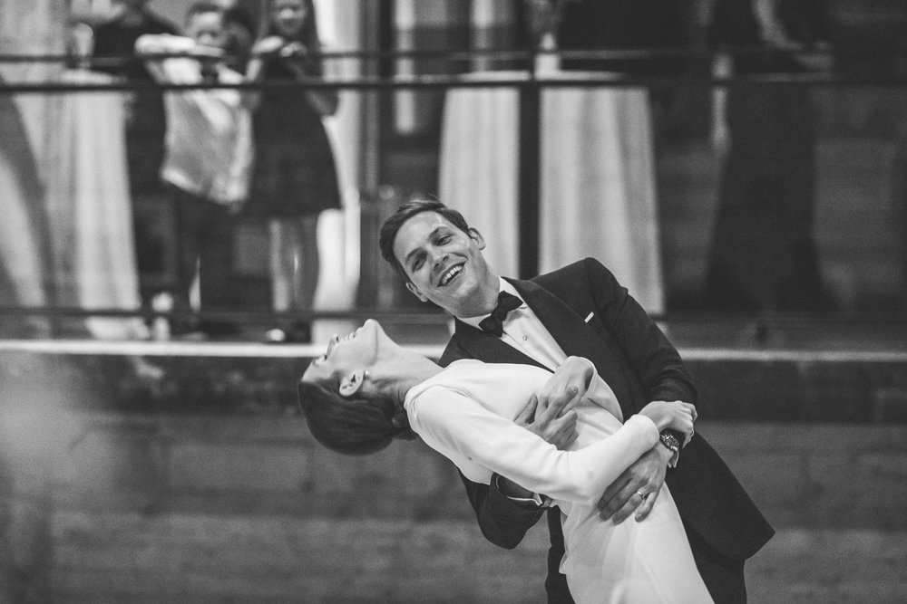 Interviews from our favorite grooms, discussing everything from how they chose their wedding ring and suit, to their preferred DJ, and all the things they wished they'd known. -
