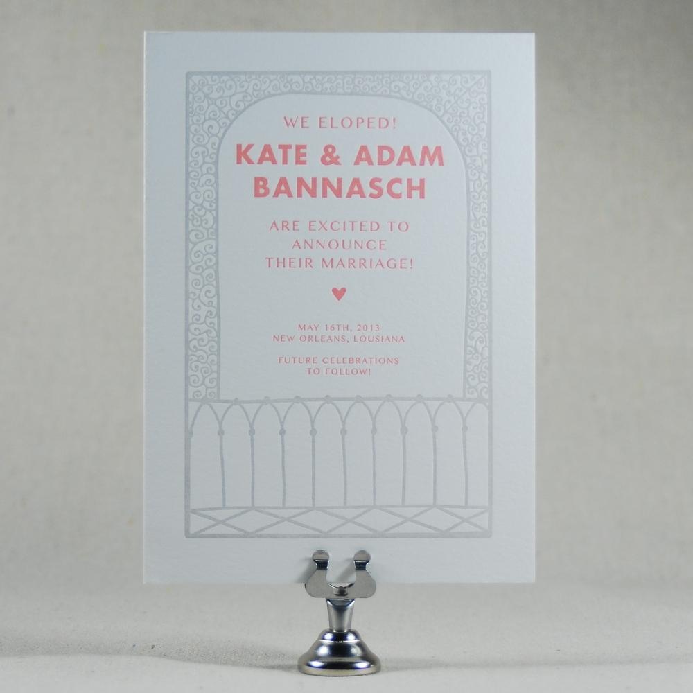 Kate & Adam