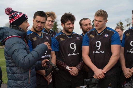Bath Rugby Club, UK