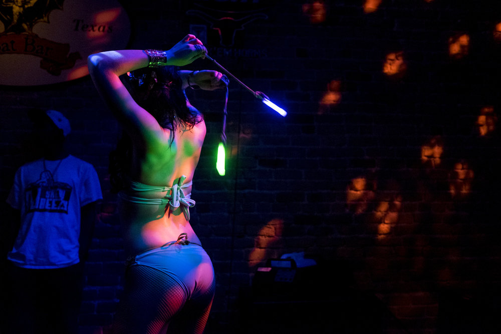 Club Dancer - 6th Street, Austin, TX - SXSW