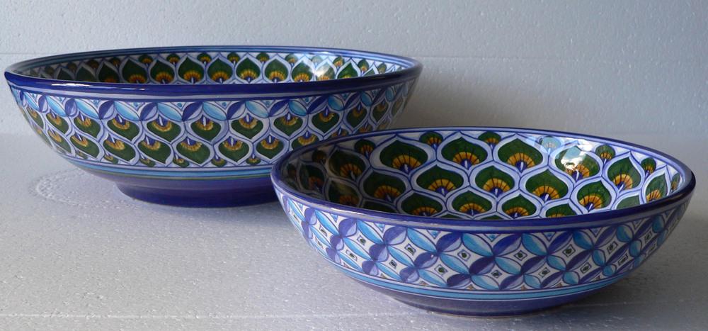 Assunta Green Bowls