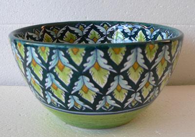 Margherita Green Bowl