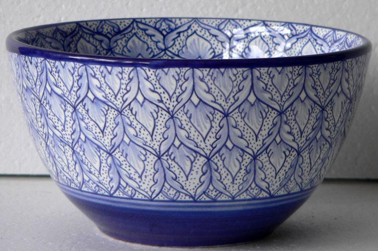 Margherita Blue Bowl