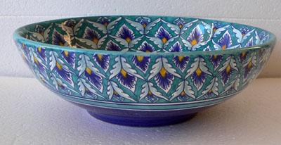 Margherita Acqua- Blue Bowl