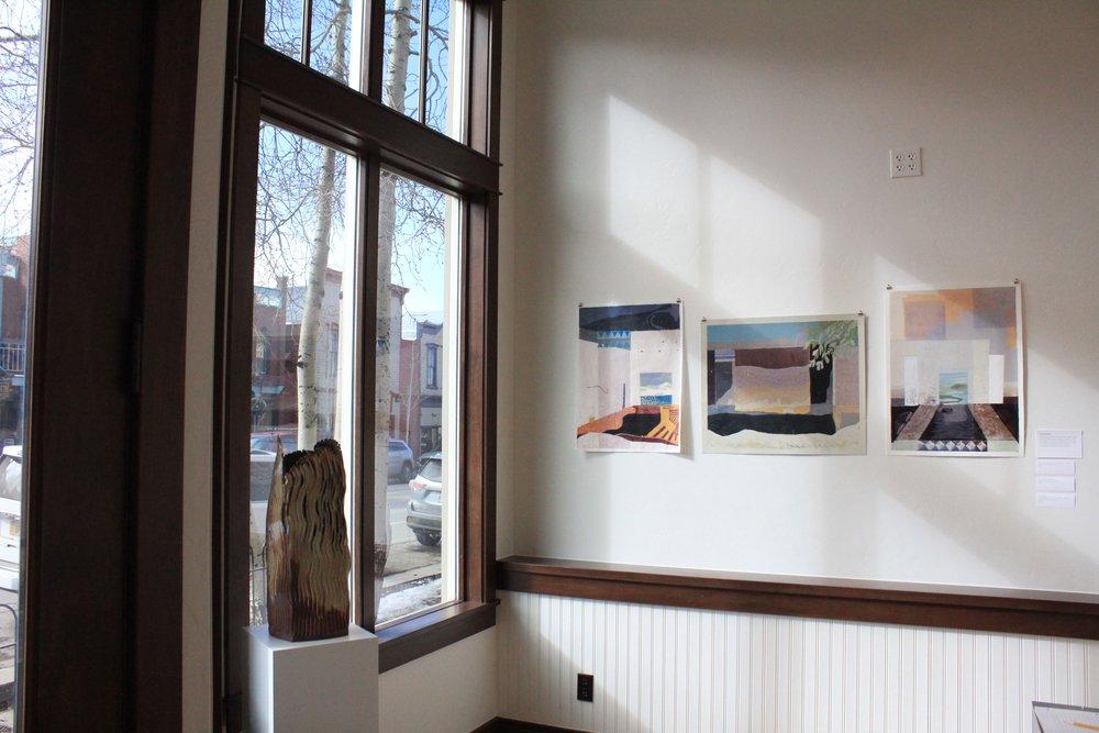 Instructor Exhibition at Breckenridge Creative Arts