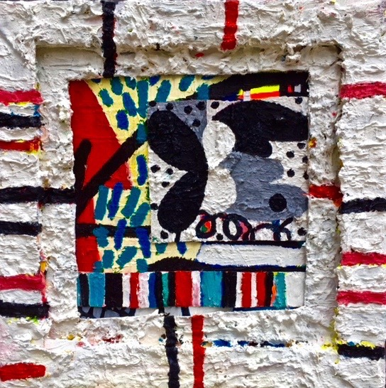 """Collage #2  16 x 16"""""""