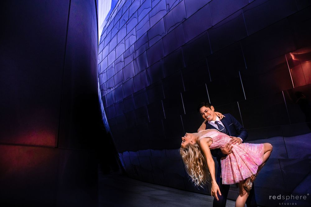 La La Land Engagement Session at Walt Disney Concert Hall