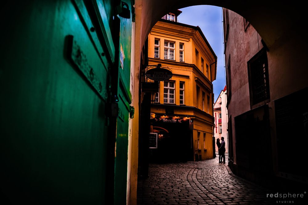Old Town Prague Destination Engagement