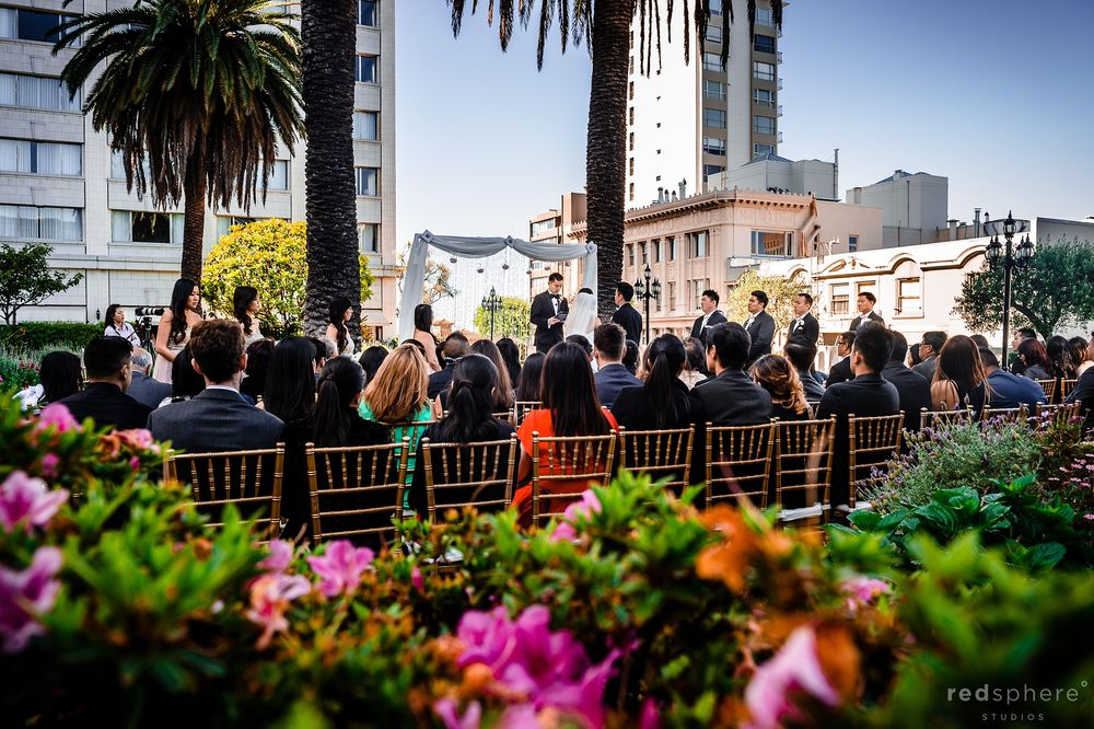 Fairmont Hotel Weddings San Francisco
