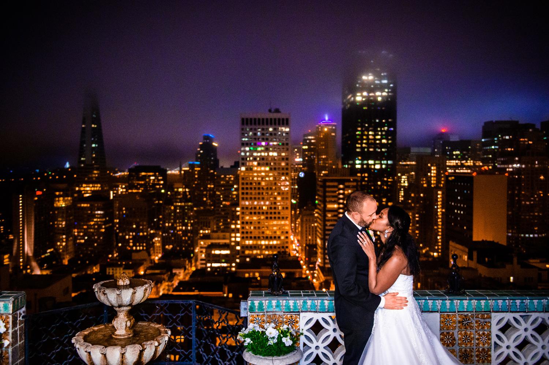 Grace Cathedral Wedding Photographer — RedSphere Studios