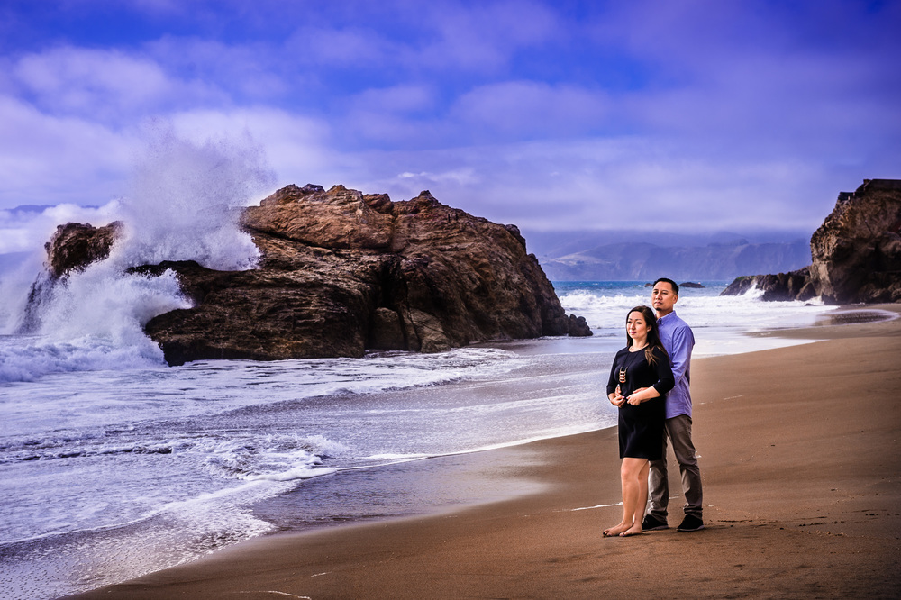 Beach Engagements
