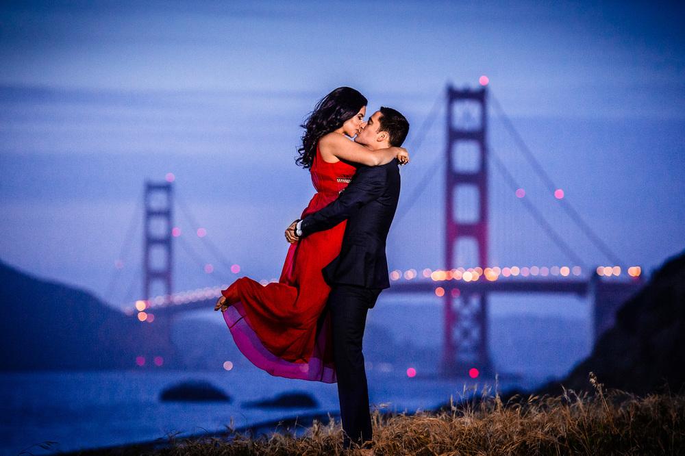 Daniella & Jorge's Wedding San Francisco City Hall