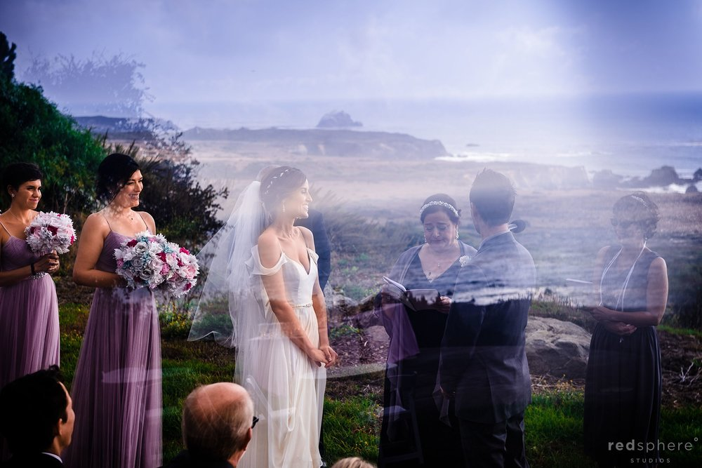 Intimate Big Sur Wedding Ceremony