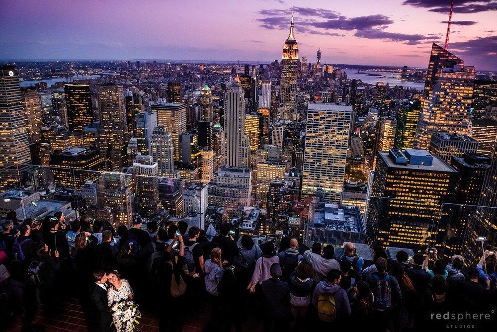 New York City Wedding (Manhattan, NYC)