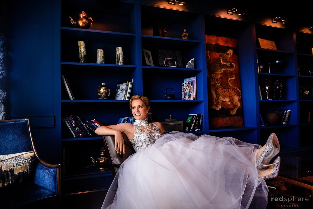 Wedding at the Claremont Hotel & Spa, A Fairmont Hotel. Bride Photos