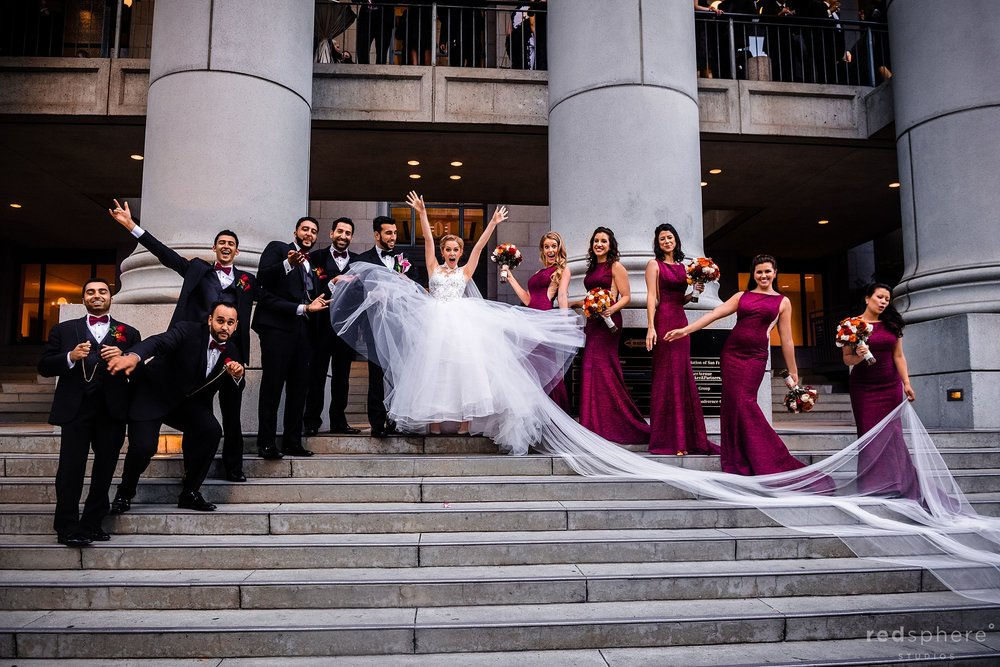 San Francisco Wedding at Bently Reserve