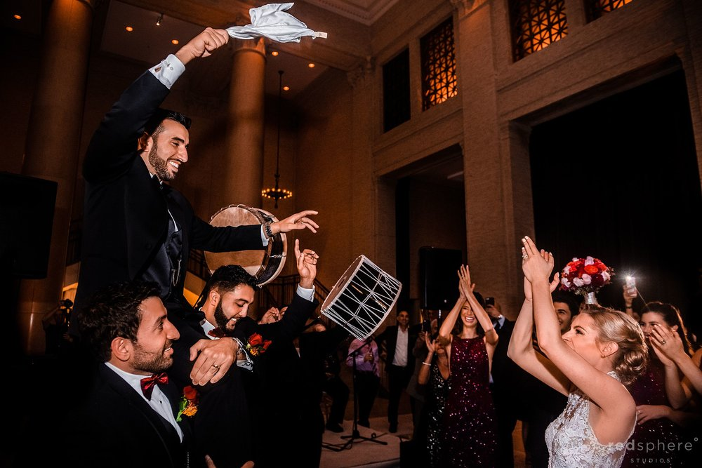 San Francisco Wedding at the Bently Reserve
