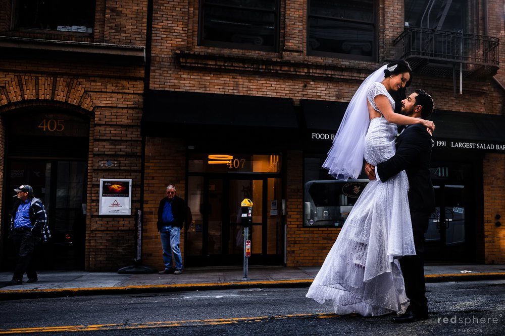San Francisco Bently Reserve Wedding
