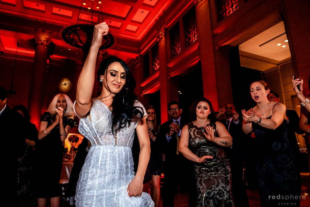 San Francisco Bently Reserve Wedding - Dancing