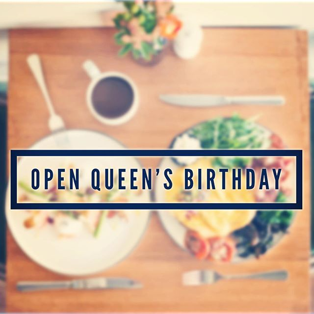 We'll be rocking it on Queen's Birthday from 9am-3pm! 🙌🏼 . . . . . . . #winter #melbournefood #cafe #melbournecafe #thornbury #thornburycafe #family #smallbusiness #supportsmall #coffee #melbourne #melbournecafes #highstthhornbury #melbournecoffee #brotheralec #melbourneeats #cafesofinstagram #broadsheetmelbourne #visitmelbourne #melbournetodo #supportlocal #women