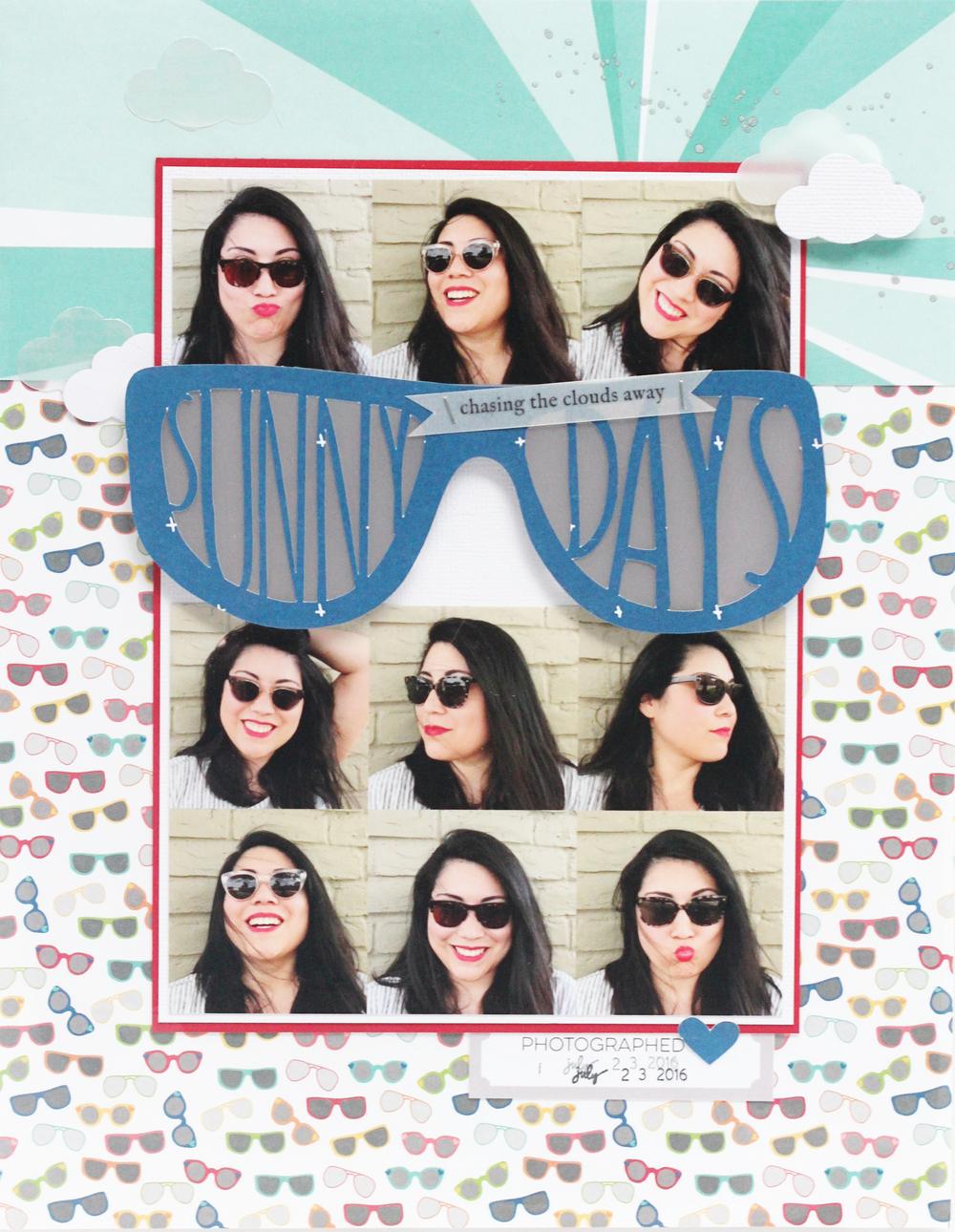 Blogged:  Sunny Days